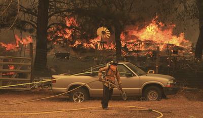 Incendio de California: Confirman 31 muertos y más de 100 desaparecidos
