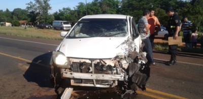 Ebrio al volante ocasiona accidente