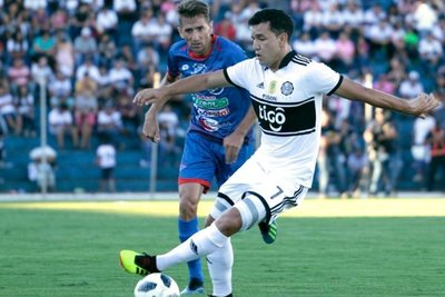 Goles Clausura 2018 Fecha 18: Independiente CG 1 – Olimpia 1
