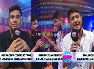 Tenso reclamo de Junior Rodríguez a su panelista