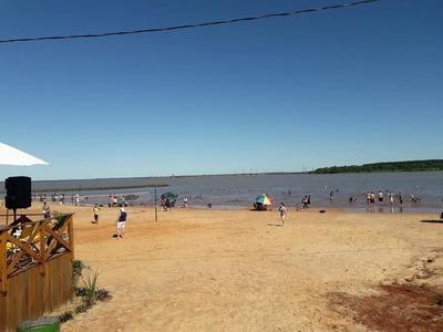 Balnearios y playas ya reciben a veraneantes en Hernandarias