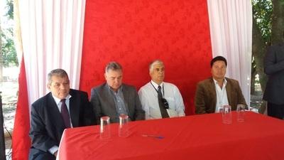 Asumió el nuevo administrador de la ANNP de la ciudad de Salto del Guairá