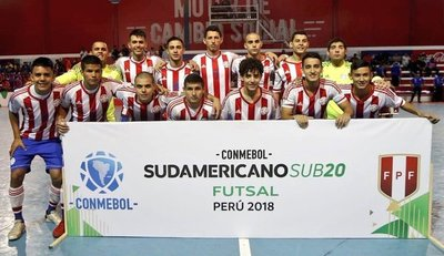 Paraguay se quedó con el tercer puesto y la medalla de bronce