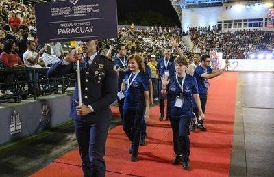 Tenistas albirrojos palpitan el Mundial de Olimpiadas Especiales