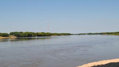 Descenso de río Tebicuary favorece a ciudadanos
