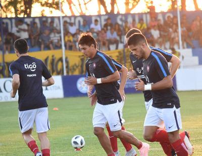 Olimpia y Cerro Porteño jugarán en simultáneo