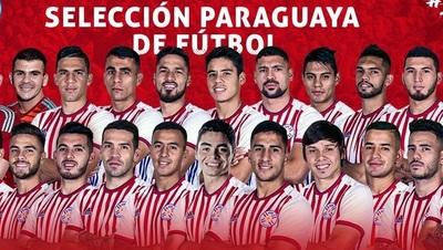 Osorio presenta lista de convocados para la Albirroja