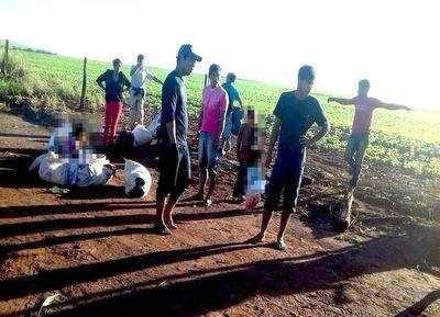 Denuncian supuesta desaparición de indígenas