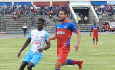 HOY / Arnaldo Gauna se erige como goleador en Olmedo ecuatoriano