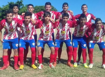 Selección Sanlorenzana: Clasificada al Interdepartamental en tercer lugar
