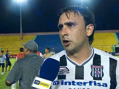 """Osmar Molinas: """"Vinimos a hacer lo nuestro"""""""