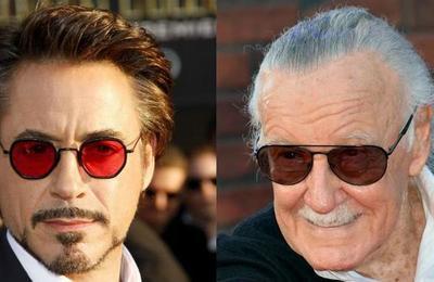 Te lo debo todo a ti: el emotivo mensaje de despedida de Robert Downey Jr. a Stan Lee