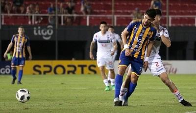 Luqueño no aprovecha y Nacional rescata un empate