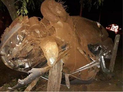 Un joven muere tras sufrir accidente rutero en Carmen del Paraná