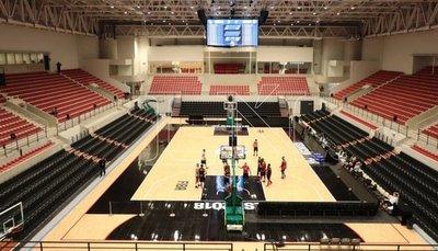 Un majestuoso SND Arena recibe al mejor basquet continental