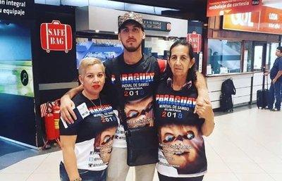 Atleta paraguayo fue abandonado a su suerte en Rumania