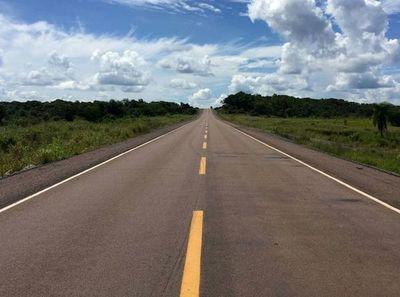 Sancarleños anuncian cierre prolongado de ruta a Vallemí