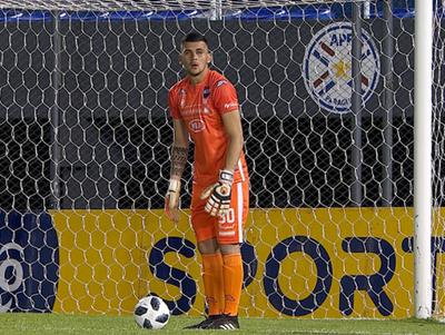 Santiago Rojas, el Tapador de la fecha 18