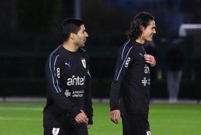 Uruguay se entrena en Londres