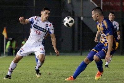 Goles Clausura 2018 Fecha 18: Luqueño 1 – Nacional 1