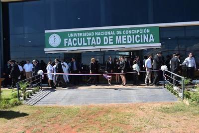 Medicina con nueva infraestructura edilicia