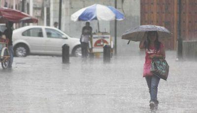 Ocho departamentos siguen bajo alerta de tormentas