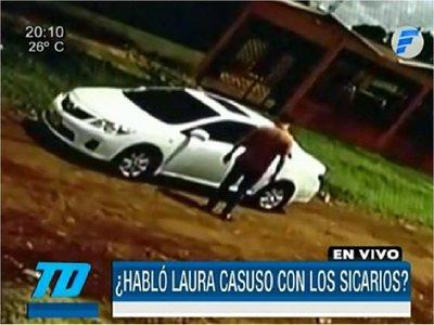 Circuito cerrado: Mujer aclara que la confundieron con Laura Casuso