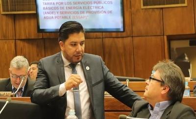 """HOY / Salvación de Portillo: """"Un megablindaje inconstitucional"""""""