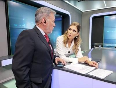 Oscar Acosta se burló del pantalón de Sannie