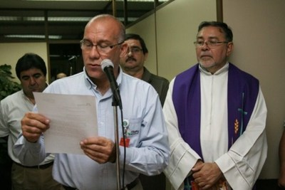 Comisionado del MEC niega haber confesado corrupción en la Itaipú