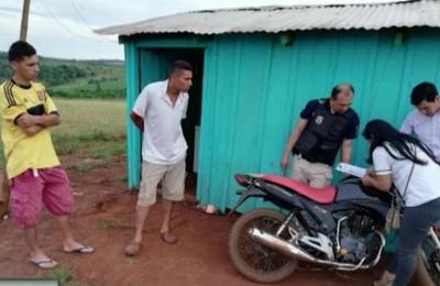 Allanamientos antidrogas se realizaron en Itapúa
