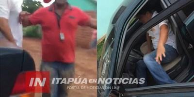 NATALIO: CONCEJAL DENUNCIA AGRESIÓN MIENTRAS CONTROLABA AVANCE DE OBRAS.