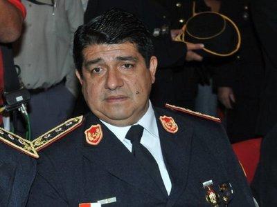 Laura Casuso acusó a comisario Abel Cañete de recibir dinero narco