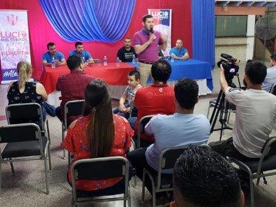 Lucio Maldonado responde a Antony Silva