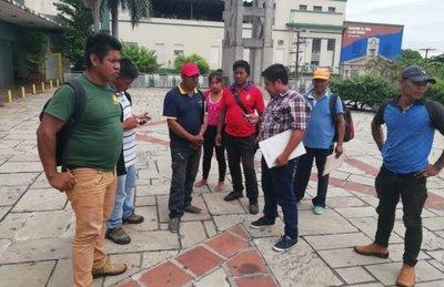 Líderes indígenas se oponen a medidas contra Ana Allen