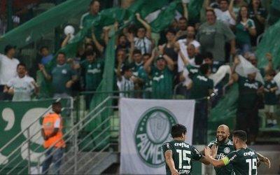 El Palmeiras de Gómez se acerca al título