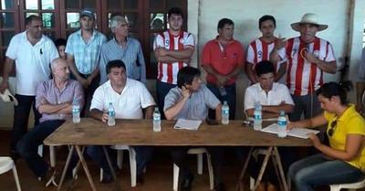 Buscan construcción de una rotonda en Pastoreo – Prensa 5