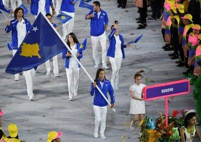 España permitirá a atletas kosovares usar sus símbolos nacionales