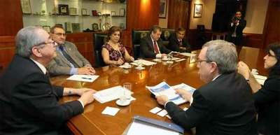 Banco Mundial analiza apoyar al Poder Judicial