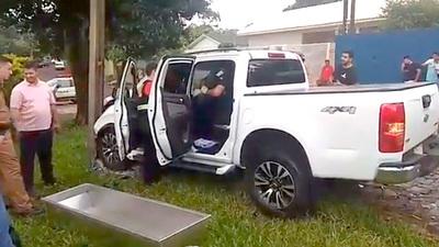 Sicarios asesinan a tiros a un paraguayo en Foz de Yguazú