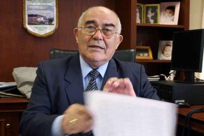 Sindulfo Blanco plantearía una acción para revertir juicio en su contra