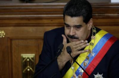 Parlamento venezolano rechazó el nuevo período de Nicolás Maduro