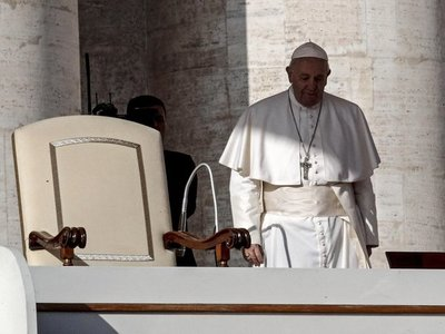 El papa Francisco lamenta perdida de raíces en Latinoamérica