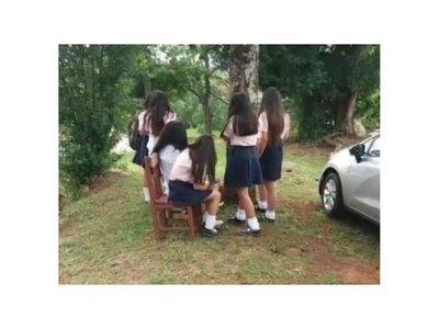 Alumna dijo que abusaron de ella pero no le creen