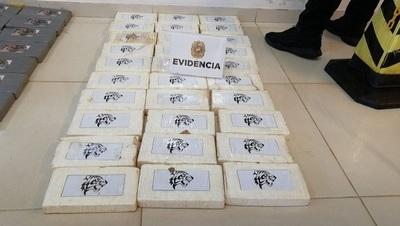 Decomiso de cocaína dio salto un salto importante en el nuevo Gobierno