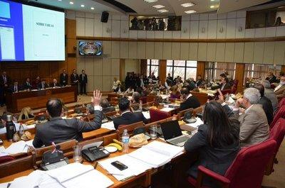 Senadores envían nuevamente a comisión proyecto de impuesto a la soja