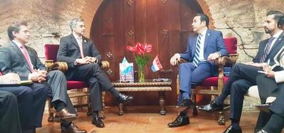 Paraguay seguirá impulsando vínculos con los países amigos