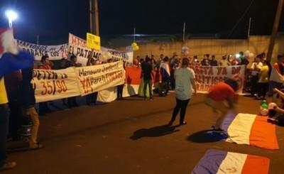 Esta noche volverán a manifestarse contra los Zacarías