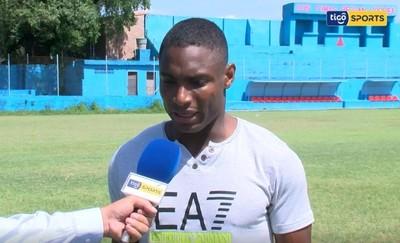 Alejandrino Gamboa, jugador de Resistencia.