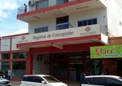 Expedientes relacionados a crisis actual en Concepción fueron enviados a la capital